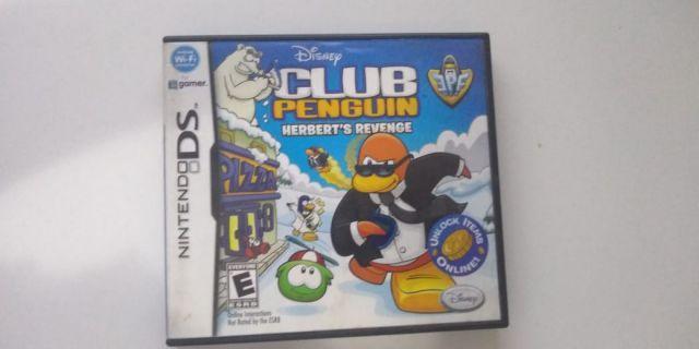 Club Penguin Herbert s revenge