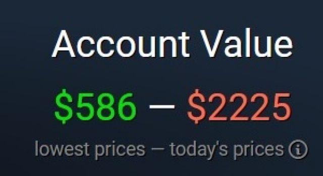 Conta Steam 130 jogos