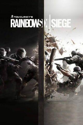 Conta com Rainbow six siege e FIFA 18