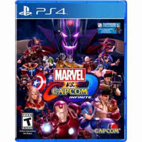 Marvel vs Capcon infinite