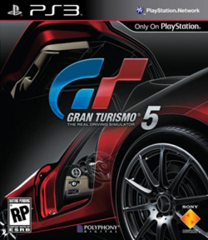Jogo Gran Turismo 5 Original Mídia Física PS3