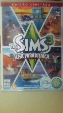 The Sims3 Ilha paradisíaca