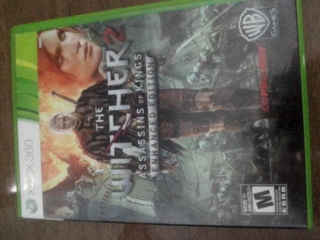 venda The Witcher 2 (Xbox 360)