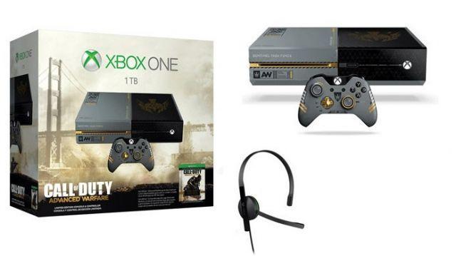 XBox One Série Call of Duty 1 Tera