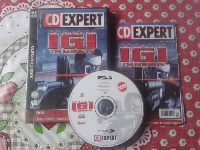 Project IGI I'am Going IN
