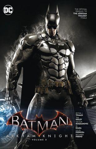Batman Arkhan Knight Ps4