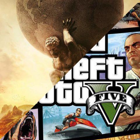 Conta Epic games, GTA V, Civilization VI + bônus