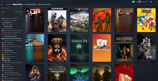 Conta Steam 65 Jogos e DLCs