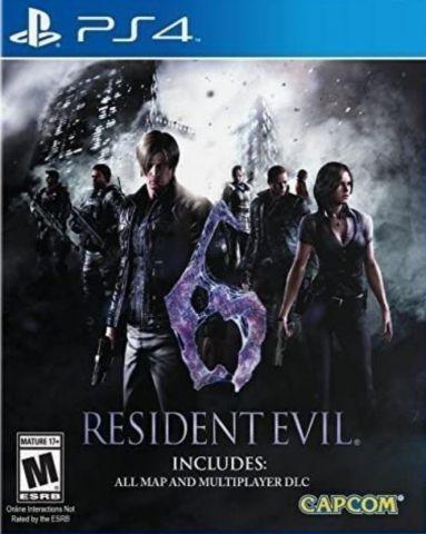 venda Resident evil 6