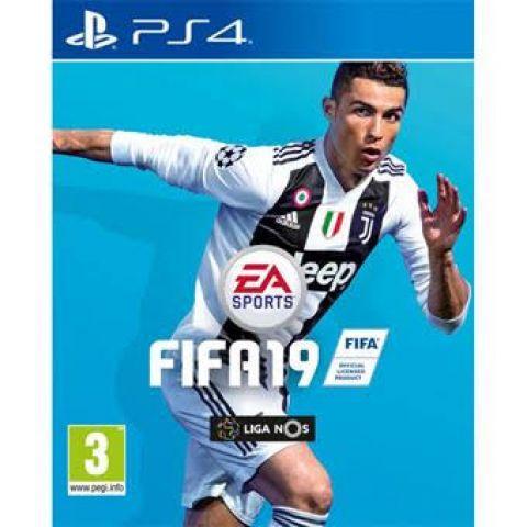 Fifa 19 digital PS4 primaria