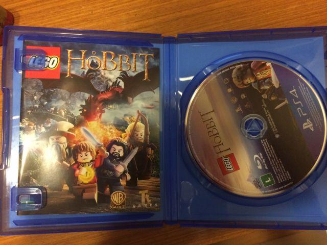 troca LEGO The Hobbit