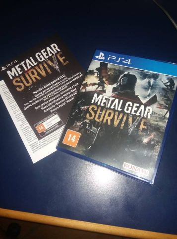 Melhor dos Games - Metal Gear Survive PS4 - PC, Xbox One, PlayStation 3, PlayStation 4