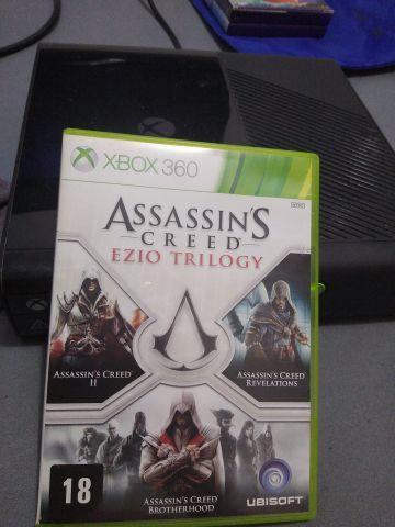Assassins Creed Ezio Trilogy