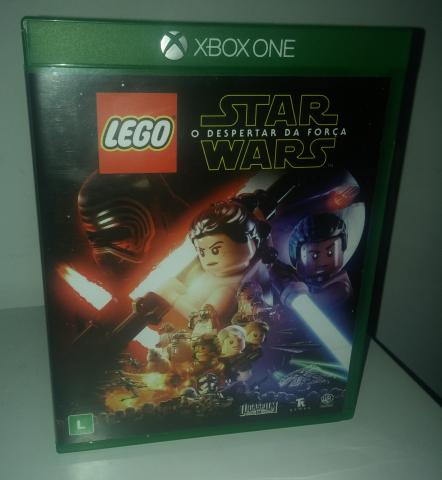 venda Xbox One Lego Star Wars O Despertar da Força