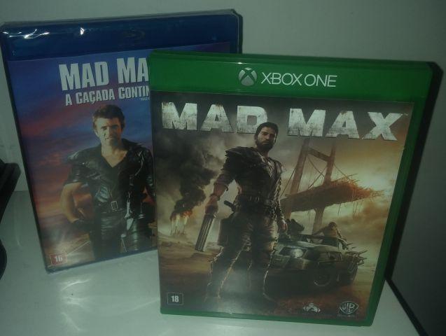 Xbox One Mad Max Edição Especial