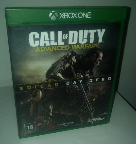 Xbox One Call of Duty Advanced Warfare Day Zero Ed