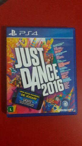 JOGO JUST DANCE 2016