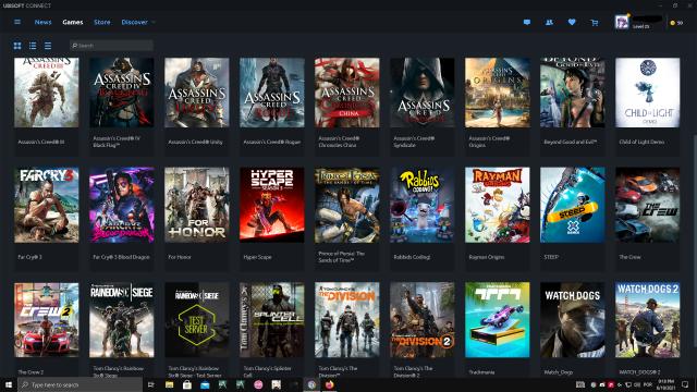 venda Conta uplay com 25 jogos