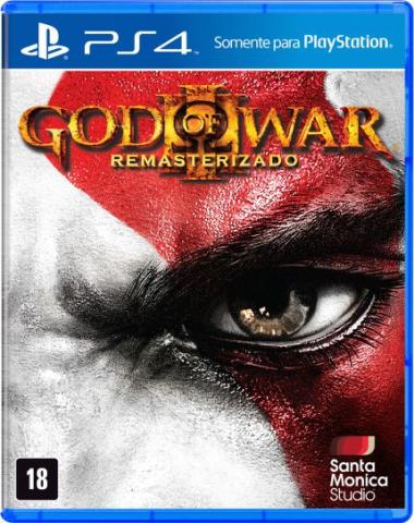venda Jogo God Of War 3 Remasterizado para PS4