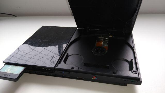 venda Playstation 2 (com defeito)