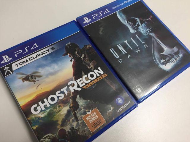 Ghost Recon + Until Dawn