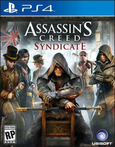 Assasins Creed Syndicate (PS4) DIGITAL