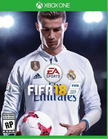 Fifa 2018 Xbox One-novo Lacrado - Português - Pron