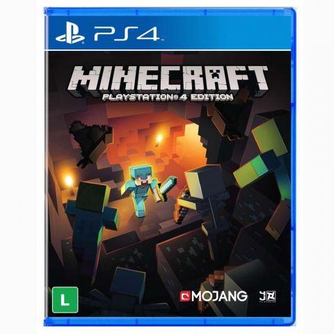 Minecraft Edição do Playstation 4