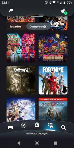Desapego Games - Conta de ps4 com 24 jogos - PlayStation 4