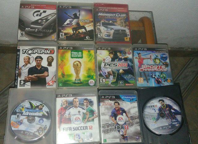 Jogos PlayStation 3 Aparti de $30