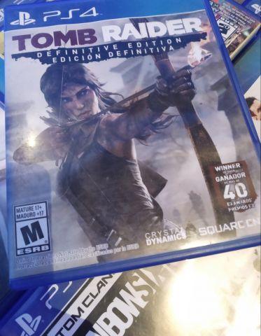 venda Tomb Raider Definitive Edition
