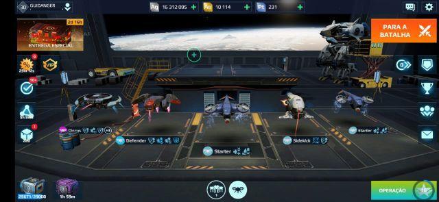 Desapego Games - Conta War Robot - GameCube, Mobile, Android, PC
