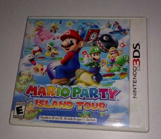 venda Mario Party: Island Tour