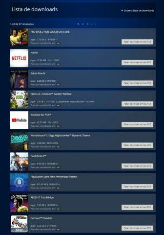25 jogos PS3 mídia digital