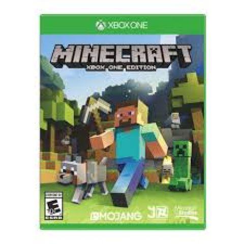 Minecraft, Forza Horizon 3, Fifa 17