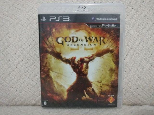 troca God Of War - Ascension
