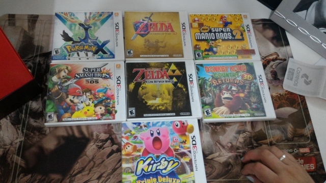 venda Jogos 3DS Originais
