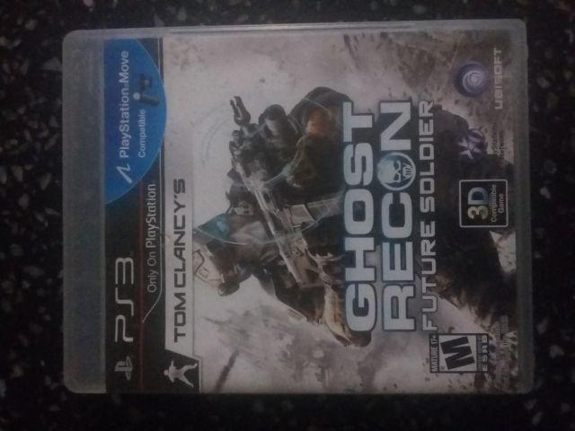 venda Ghost Recon - Future Soldier