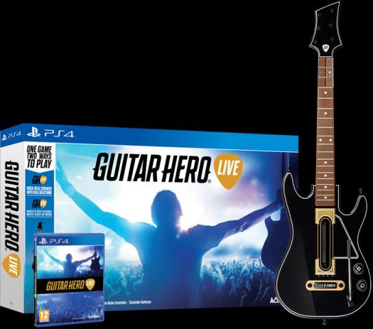 venda Guitarra Guitar Hero Live Rock Band Ps4 Original +
