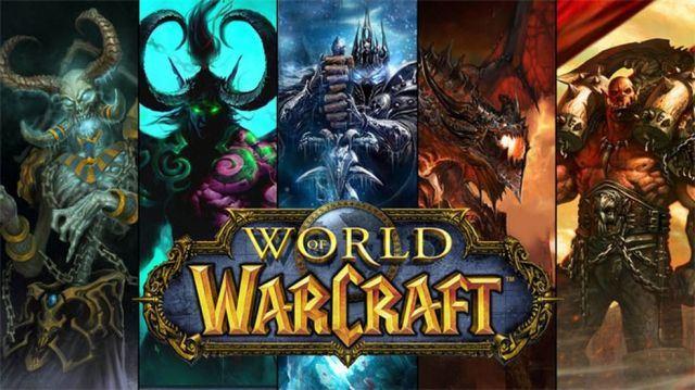 venda World of Warcraft - LV 120