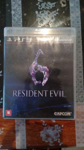 troca Resident Evil 6