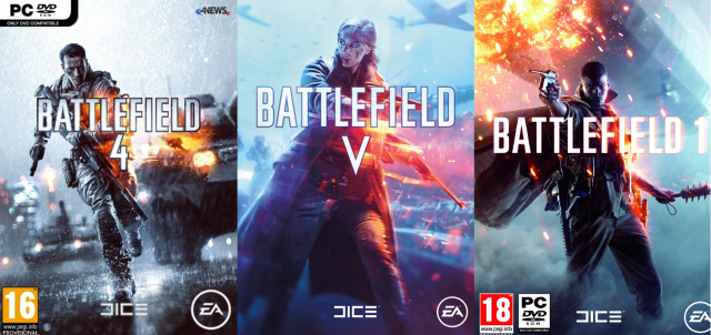 Battlefield V + 2