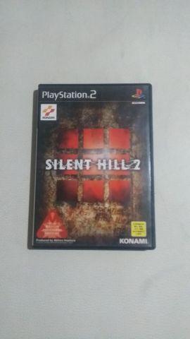 Silent Hill 2 PS2 Playstation 2 JAPONES ORIGINAL