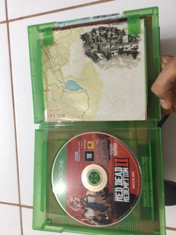 venda xbox one S edição Cinza BF1 + RED DEAD 2 e AC3