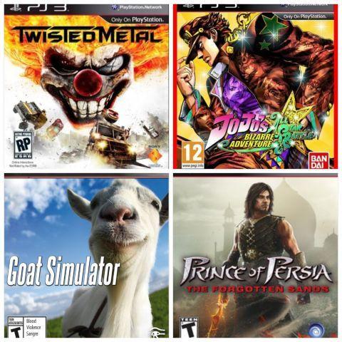 Jogos digitais PS3