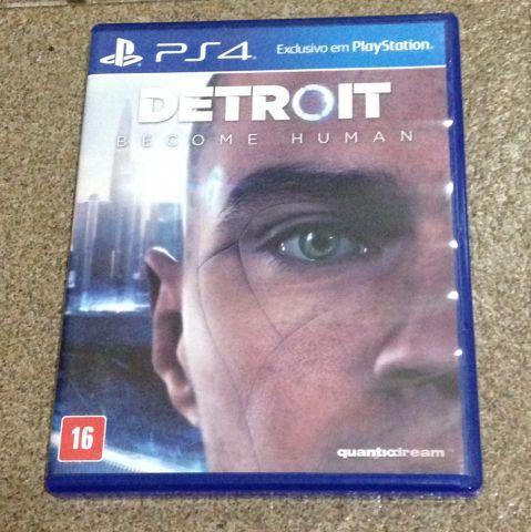 troca Detroit: Become Human PS4