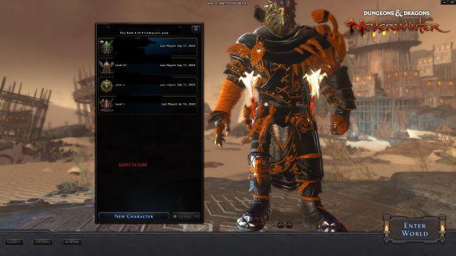 Ranger Neverwinter PC