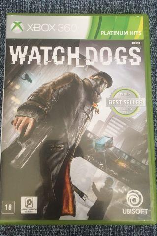 Jogo Watch Dogs Xbox 360 ORIGINAL 