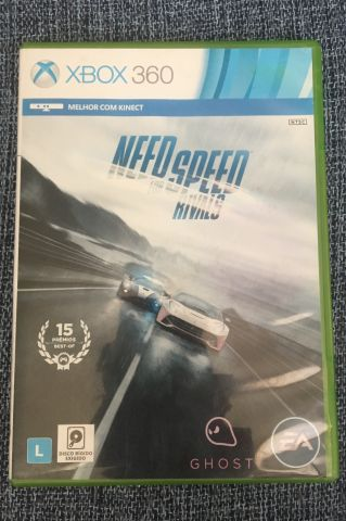 Jogo Need For Speed Rivals Xbox 360 ORIGINAL 