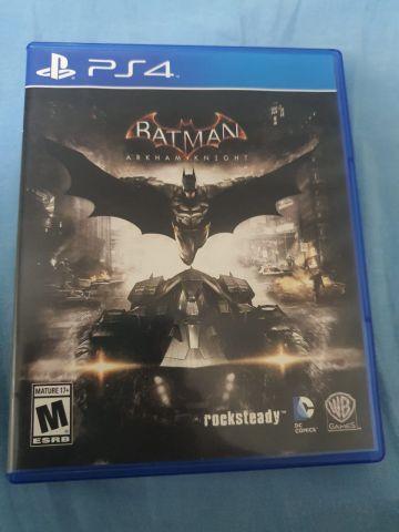 venda Batman Arkham Knight PS4